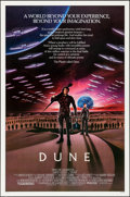 Movie Posters:Science Fiction, Dune (Universal, 1984). Rolled, Very Fine+. One Sh...