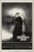 """Movie Posters:Drama, The Elephant Man (Paramount, 1980/1981). Folded, Very Fine-. One Sheet (27"""" X 41"""") & French Poster (20"""" X 26.5""""). Drama.. ... (Total: 2 Items)"""