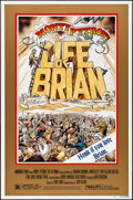 """Movie Posters:Comedy, Life of Brian (Orion, 1979). Rolled, Very Fine/Near Mint. One Sheet (27"""" X 41"""") Style B, William Stout Artwork. Comedy.. ..."""