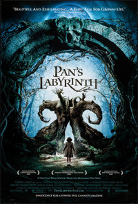 """Pan's Labyrinth (New Line, 2006). Rolled, Very Fine/Near Mint. One Sheet (27"""" X 40"""") DS. Fantasy"""
