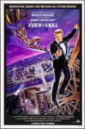 Movie Posters:James Bond, A View to a Kill (United Artists, 1985). Rolled, Very Fine...