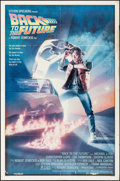 Movie Posters:Science Fiction, Back to the Future & Other Lot (Universal, 1985). Folded, ...