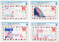 Explorers:Space Exploration, Apollo 15: Set of Four Cygnus Event Covers for the Fourth ...