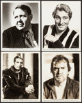 """Movie Posters:Horror, The Hunchback of Notre Dame (RKO, 1939). Very Fine-. Portrait Photos (4) (8"""" X 10""""). Horror.. ... (Total: 4 Items)"""