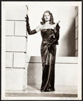 Movie Posters:Miscellaneous, Rita Hayworth in Gilda (Columbia, 1946). Fine/Very Fine.