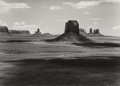 Photographs:Gelatin Silver, Paul Caponigro (American, b. 1932). Monument Valley, 1976. Gelatin silver, printed later. 6-5/8 x 9-3/8 inches (16.8 x 2...
