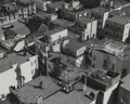 Photographs:Gelatin Silver, Harry Bowden (American, 1907-1965). Clay St., San Francisco, 1925. Gelatin silver, printed later. 7-1/2 x 9-1/2 inches (...