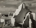 Photographs:Gelatin Silver, Herbert List (German, 1903-1975). Church, Cyclades, Island of Mykonos, 1937. Gelatin silver, printed later. 9-7/8 x 12-5...