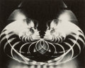 Photographs, Carlotta Corpron (American, 1901-1988). Chambered Nautilus, 1947. Gelatin silver. 2-1/8 x 2-5/8 inches (5.4 x 6.7 cm). S...