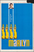 Movie Posters:Documentary, Marilyn (20th Century Fox, 1963). Folded, Fine/Very Fine.