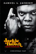 Movie Posters:Crime, Jackie Brown (Miramax, 1997). Rolled, Overall: Fine/Very F...