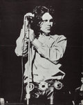 Movie Posters:Rock and Roll, Jim Morrison (Pandora Productions, 1969). Folded, Very Fin...
