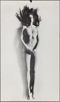 Movie Posters:Miscellaneous, Naked Woman by Don Gestug (Pandora, 1969). Folded, Fine/Ve...