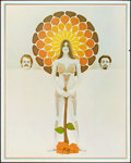 Movie Posters:Miscellaneous, Painted Woman (Pandora Productions, 1968). Rolled, Fine/Ve...