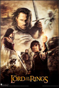 Movie Posters:Fantasy, The Lord of the Rings: The Return of the King (ZigZag Posters, 2003). Overall: Very Fine. German Commercial Lenticular Poste... (Total: 4 Items)