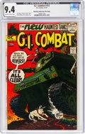 Bronze Age (1970-1979):War, G.I. Combat #153 Murphy Anderson File Copy (Quality, 1972) CGC NM 9.4 Off-white to white pages....