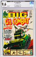 Bronze Age (1970-1979):War, G.I. Combat #147 Murphy Anderson File Copy (DC, 1971) CGC NM+ 9.6 White pages....