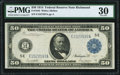 Large Size:Federal Reserve Notes, Fr. 1043 $50 1914 Federal Reserve Note PMG Very Fine 30.. ...