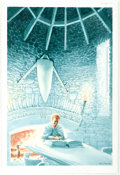 Original Comic Art:Paintings, Charles Vess Storm of Swords Book 3 in A Song of Ice andFire (Game of Thrones...