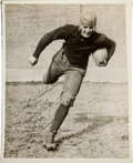 Football Collectibles:Photos, Circa 1960's Red Grange Signed Vintage Photograph....