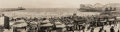 Photographs:Gelatin Silver, Huddleston Photo Company (American, 20th Century). Three Panoramic Photographs of Long Beach, California