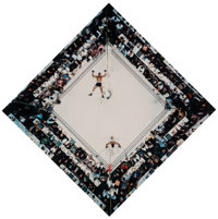 Neil Leifer (American, b. 1942) Ali Vs. Cleveland Williams, Houston Astrodome, 1966 Dye coupler, pri