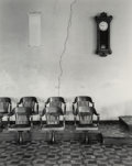Photographs:Gelatin Silver, William Clift (American, b. 1944). County Courthouses (complete portfolio with 6 works), 1976. Gelatin silver, printed l... (Total: 6 )