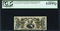 Fractional Currency:Third Issue, Fr. 1337 50¢ Third Issue Spinner PCGS About New 53PPQ.. ...