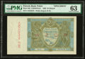 World Currency, Poland Bank Polski 20 Zlotych 1926 Pick 66s Specimen PMG Choice Uncirculated 63.. ...