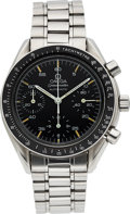 Timepieces:Wristwatch, Omega Ref. 175.0032.1 Speedmaster Automatic Chronograph. ...
