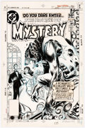 Original Comic Art:Covers, Joe Kubert House of Mystery #292 Cover Original Art (DC Comics, 1981)...