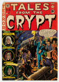 Golden Age (1938-1955):Horror, Tales From the Crypt #26 (EC, 1951) Condition: GD/VG....