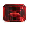 Gems:Faceted, Gemstone: Rubellite Tourmaline - 16.43 Cts.. Nigeria. ...