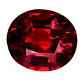 Gems:Faceted, Gemstone: Spessartite Garnet - 12.95 Cts.. Kenya. ...