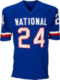 Football Collectibles:Uniforms, 1970 Willie Wood Game Worn & Signed Pro Bowl Jersey....