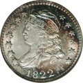 Bust Dimes: , 1822 10C MS66 NGC. JR-1. R.3, the only dies. Incredibly, we offer a significantly finer example of this prized rarity in th...