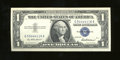 Error Notes:Mismatched Serial Numbers, Fr. 1619 Mismatch $1 1957 Silver Certificate. Choice-Gem CU. This G55xx/G54xx mismatch has hefty margins and good color....
