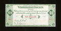 Obsoletes By State:Oregon, Washington County, OR- Washington County Scrip Trustees $10 Apr. 15, 1933. This Gem Crisp Uncirculated remainder was iss...