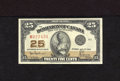 Canadian Currency:Series 472, DC-24a 25¢ 1923. Original paper sheen still drapes this attractive example. Very Fine+. ...