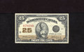 Canadian Currency:Series 472, DC-24d 25¢ 1923 Very Fine. Still an attractive note despite the harsh winters....