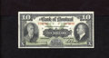 Canadian Currency:Series 472, Montreal, ON- Bank of Montreal $10 Jan. 3, 1938 Charlton 505-62-04. A faint center fold is detected on this lovely chartered...