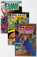 Modern Age (1980-Present):Miscellaneous, Modern Age Comics Long Box (Various Publishers, 1980s-90s) Condition: Average NM-....