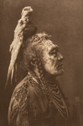 Photographs:Photogravure, Edward Sheriff Curtis (American, 1868-1952). The North American Indian, Portfolio 4 (Complete with 36 works), 1905-1908...