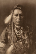 Photographs:Photogravure, Edward Sheriff Curtis (American, 1868-1952). The North American Indian, Portfolio 7 (Complete with 36 works), 1905-1910...