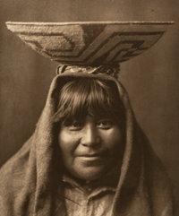 Edward Sheriff Curtis (American, 1868-1952) The North American Indian, Portfolio 2 (Complete with 36 works), 1903-1907...