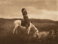 Photographs:Photogravure, Edward Sheriff Curtis (American, 1868-1952). The North American Indian, Portfolio 3 (Complete with 36 works), 1905-1908...