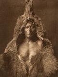Photographs:Photogravure, Edward Sheriff Curtis (American, 1868-1952). The North American Indian, Portfolio 5 (Complete with 36 works), 1908. Phot...