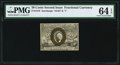 Fractional Currency:Second Issue, Fr. 1318 50¢ Second Issue PMG Choice Uncirculated 64 EPQ.. ...