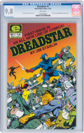 Modern Age (1980-Present):Science Fiction, Dreadstar #1 (Marvel/Epic Comics, 1982) CGC NM/MT 9.8 White pages....