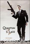"""Movie Posters:James Bond, Quantum of Solace (MGM, 2008). Rolled, Overall: Very Fine+. One Sheets (10) Identical (27"""" X 40"""") SS Advance. James Bond.. ... (Total: 10 Items)"""